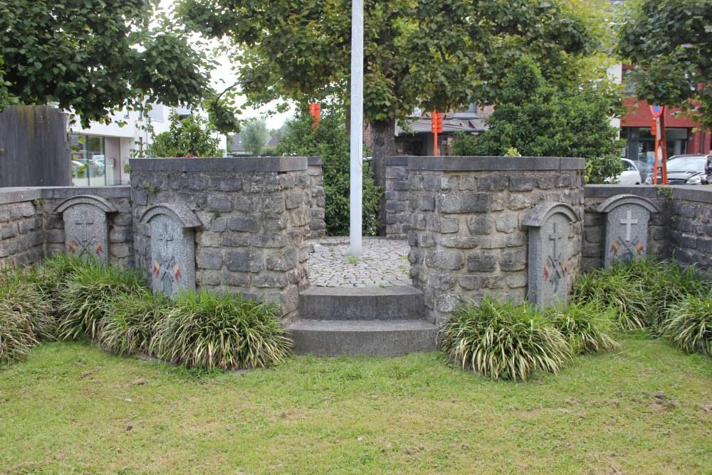 Belgian War Graves Zedelgem