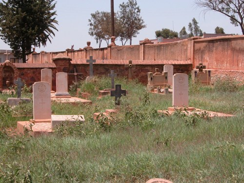 Commonwealth War Grave Asmara