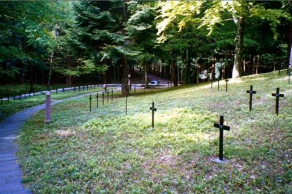 German War Cemetery Ammerschwihr