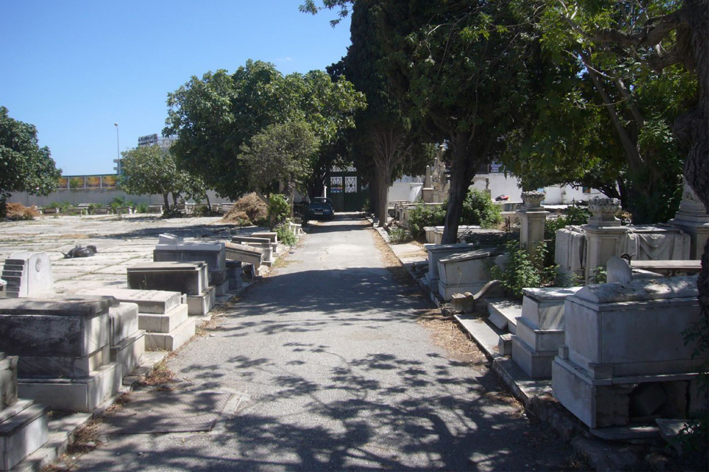 Borgel Cemetery