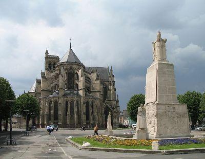 Oorlogsmonument Soissons