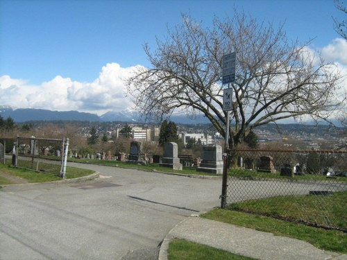 Commonwealth War Graves Fraser Cemetery