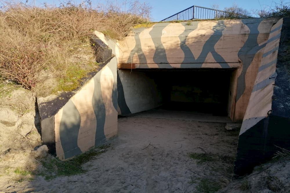 Bunker Bunkerroute no. 7 De Punt Ouddorp