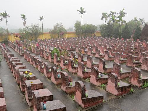 Militaire Begraafplaats Cau Giay