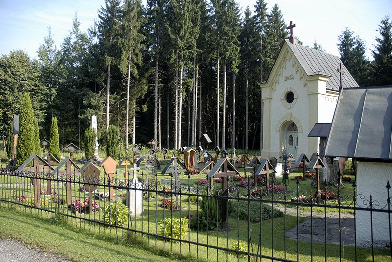 Military Cemetery Volders