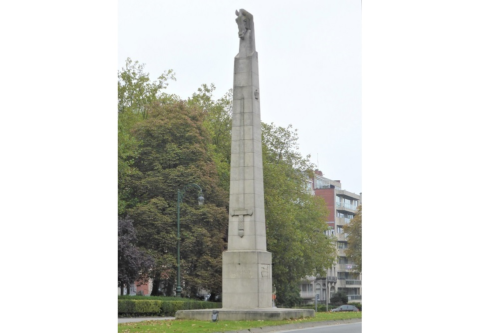 Belgisch Cavalerie- en Pantsermonument