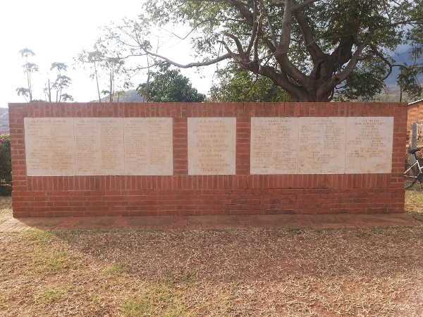 Zomba Memorial