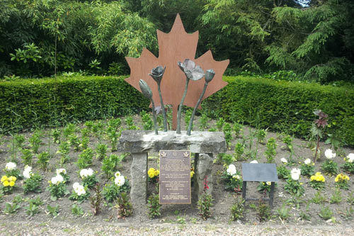 Canadian Remembrance- and Liberation Memorial