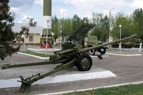Kapustin Yar Militair Museum