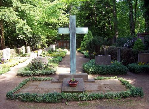 Memorial Victims Bombardment 13 February 1945