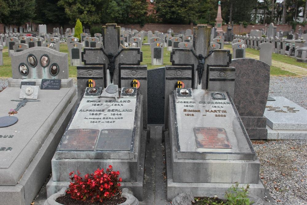 Graves Resistance Fighters Waterloo