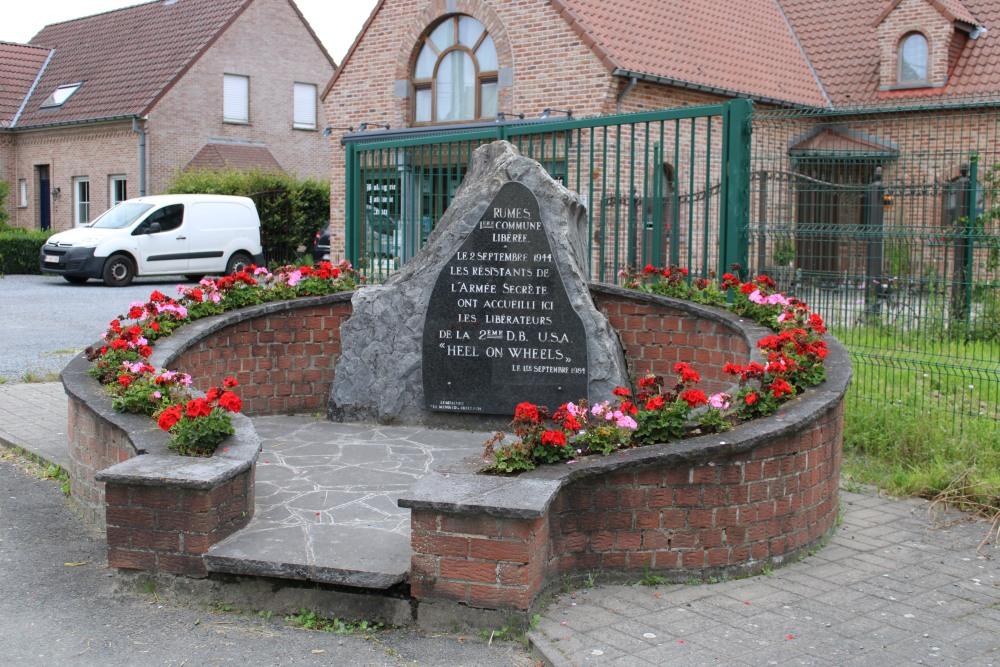 Memorial of the Resistance Rumes