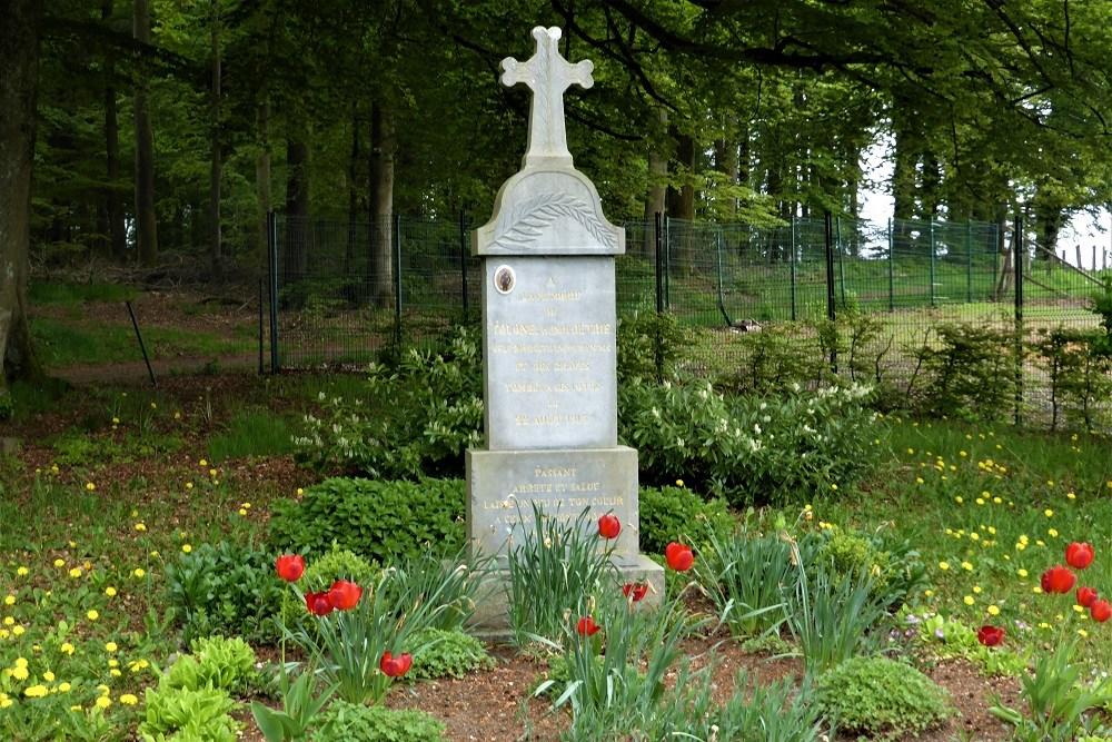 Monument Colonel Henri Detrie