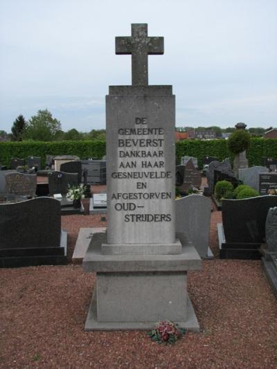 Monument Veteranen Beverst