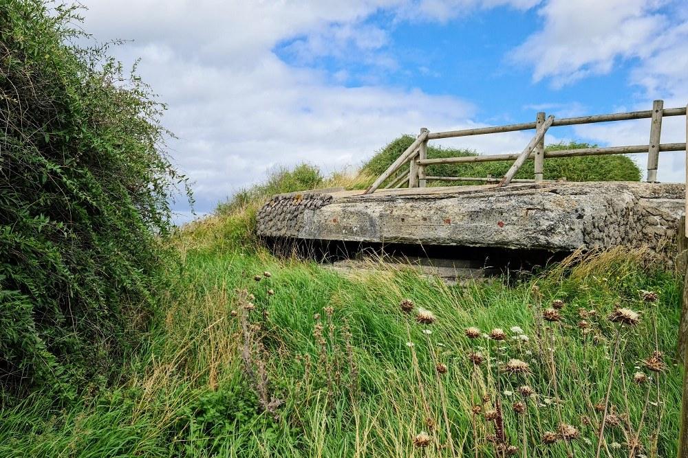 Duitse Bunker Mers-les-Bains