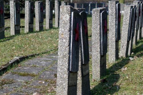 Sovjet Oorlogsbegraafplaats Gliwice
