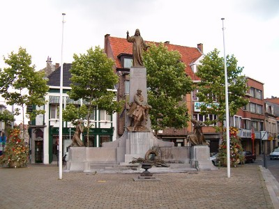 War Memorial Sint-Niklaas