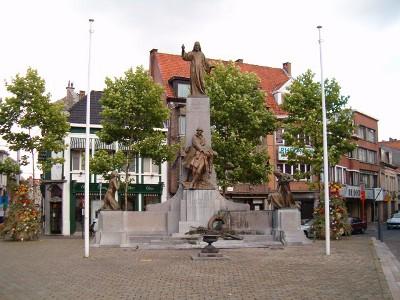 Oorlogsmonument Sint-Niklaas