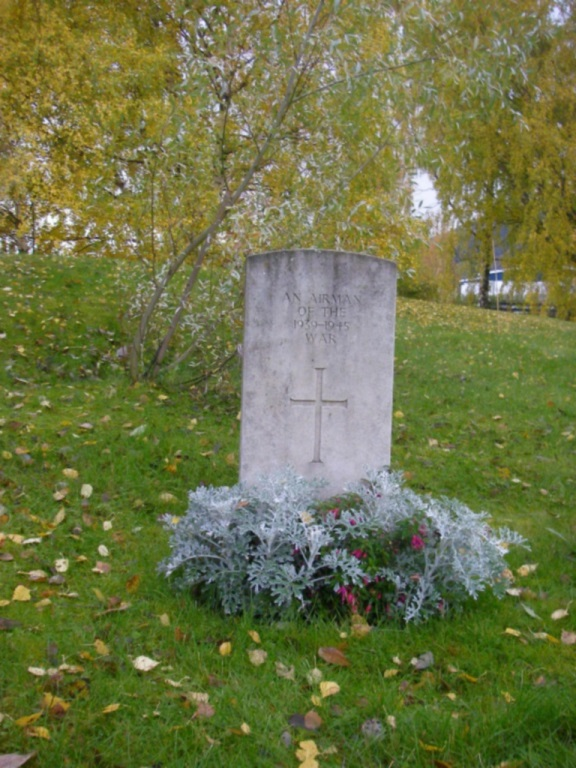 Commonwealth War Graves Andalsnes Church Cemetery