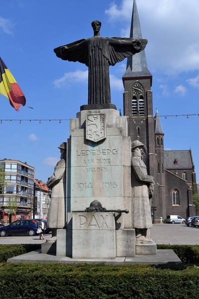 War Memorial Ledeberg