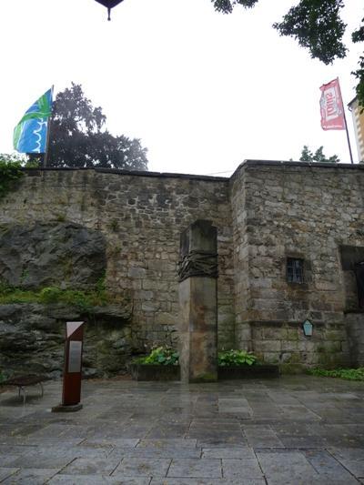 Oorlogsmonument Hohnstein
