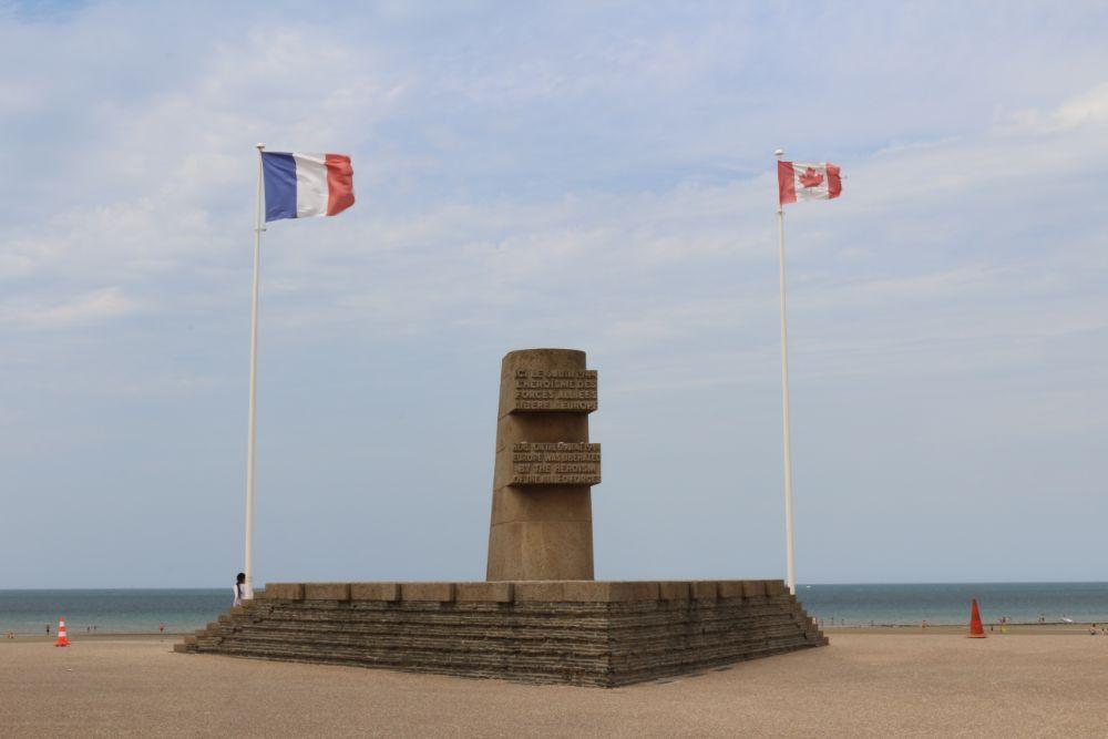 Monument June 6th 1944