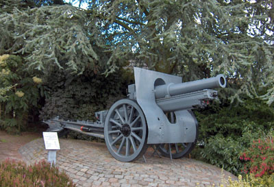French 155 mm C modèle 1917 Howitzer