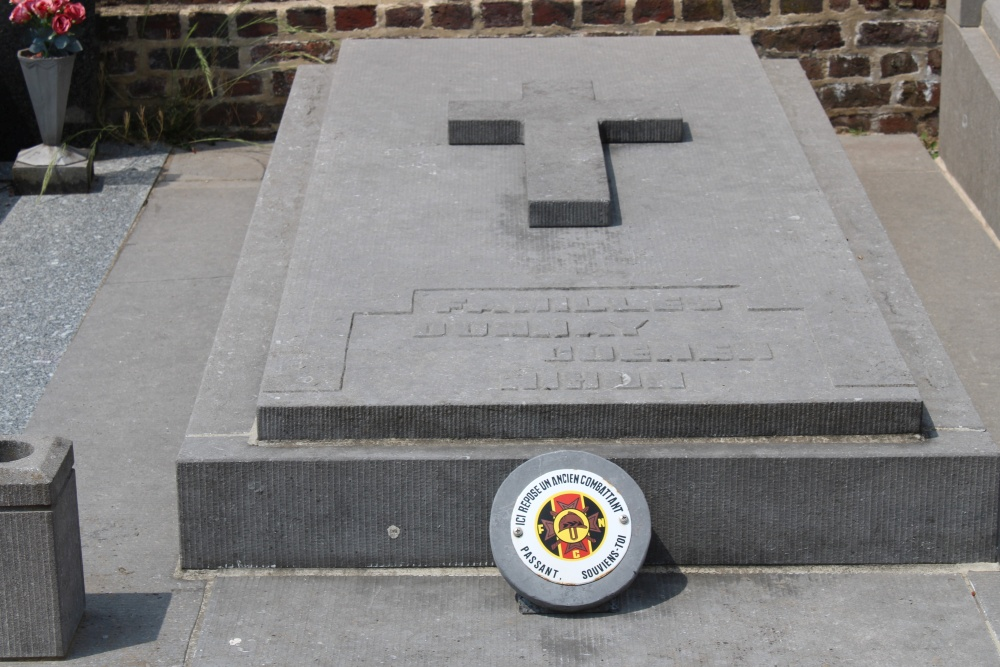 Veteran War Graves Awans