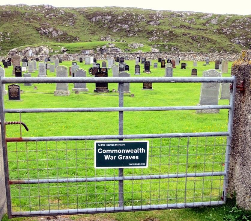 Commonwealth War Graves Bostadh Cemetery