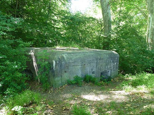 Maginot Line - Casemate Digue de La Robertsau (3)