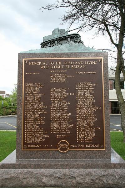 Monument Janesville 99