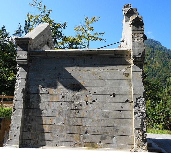 Ruins Rosenbach Chapel