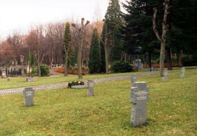 Duitse Oorlogsgraven Karlsbad / Karlovy Vary