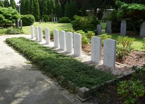 Commonwealth War Graves Oostvoorne
