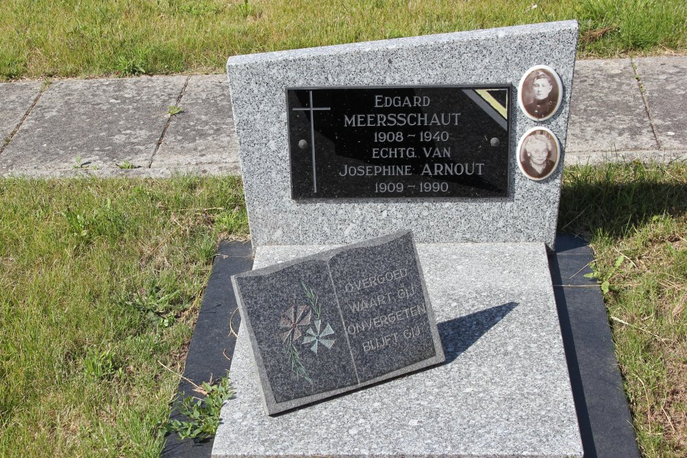 Belgian War Grave Gontrode