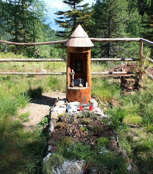 Cosack Grave Obere Gößnitzer Hütten