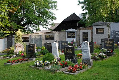 Austrian War Grave Trahütten