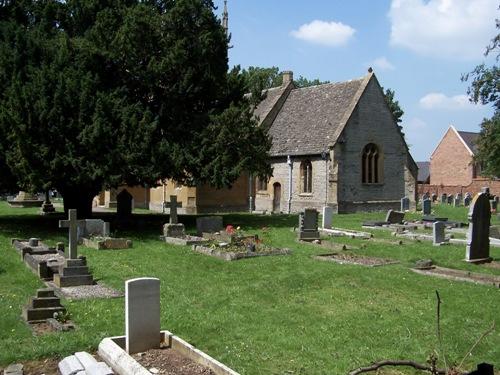Oorlogsgraven van het Gemenebest St James Churchyard