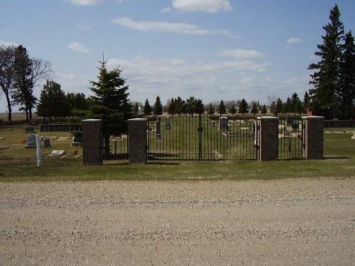 Commonwealth War Grave Bradwell Cemetery