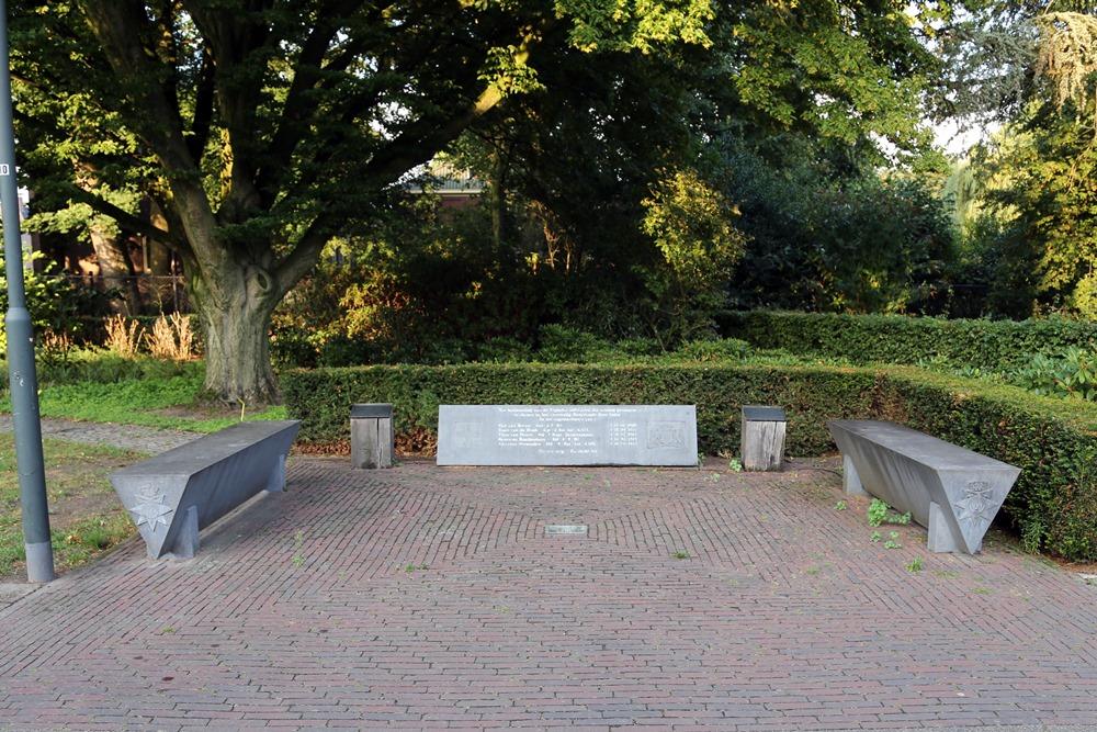 Monument Nederlands-Indië Veghel