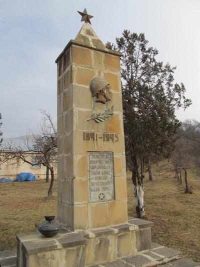 Oorlogsmonument Lahij