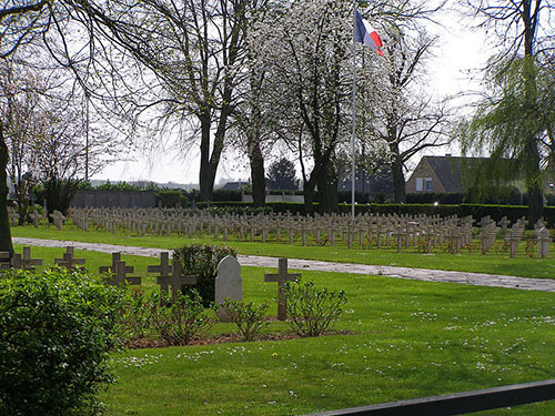 French-German War Cemetery Assevent