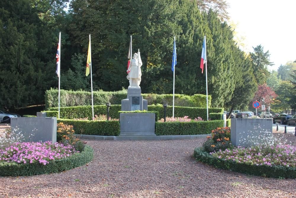 War Memorial Enghien