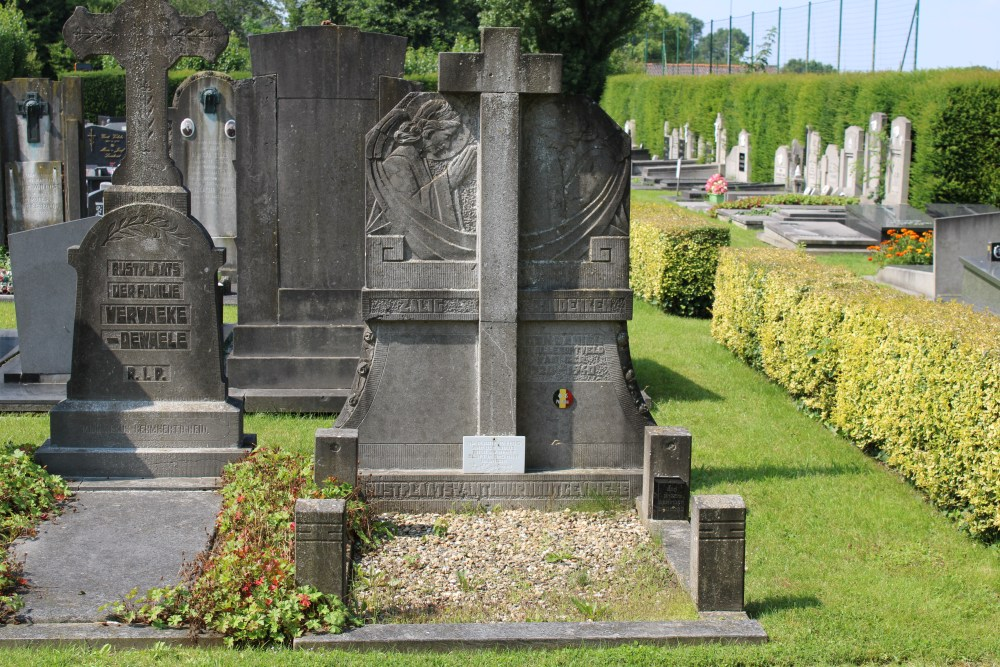 Belgian War Grave Kanegem