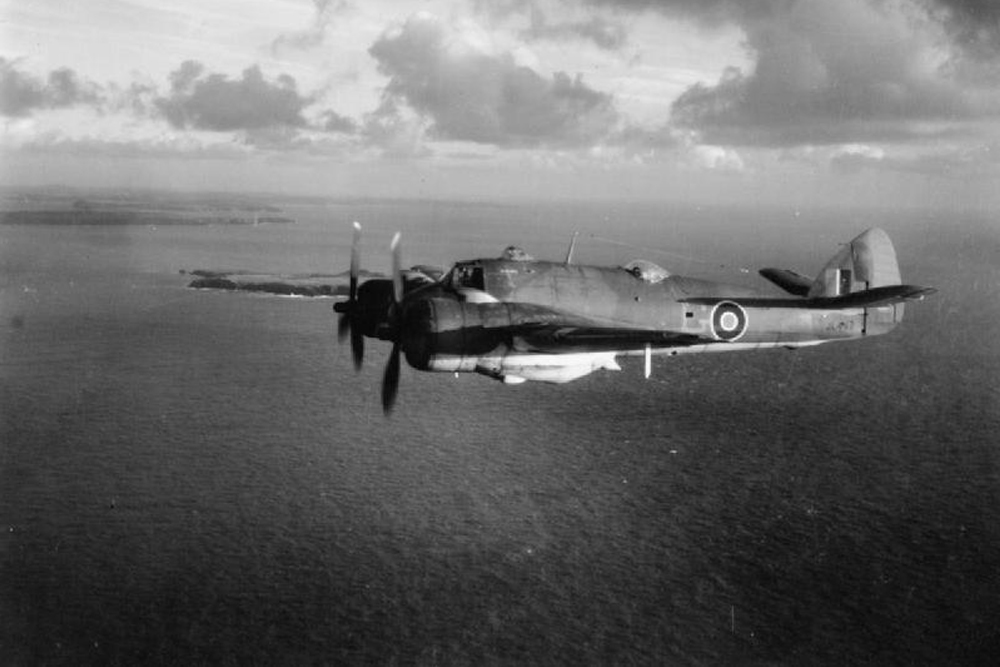 Crashlocatie & Restant Bristol Beaufighter Mark VIc A19-130