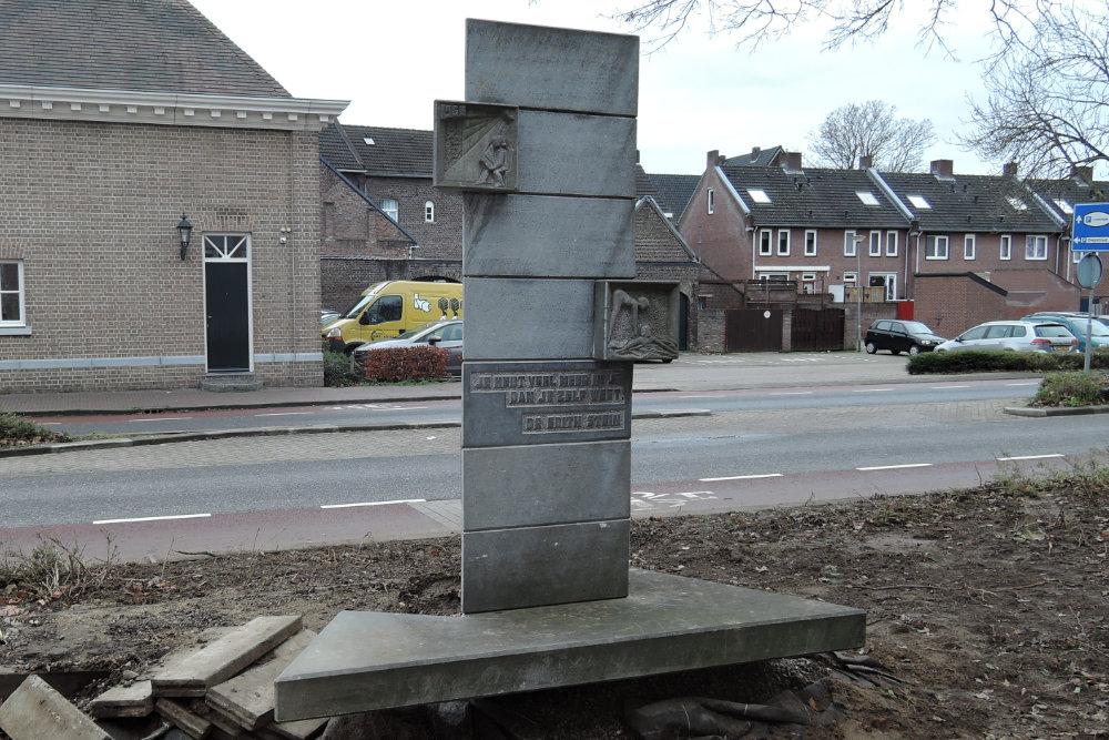 Edith Stein Monument Echt