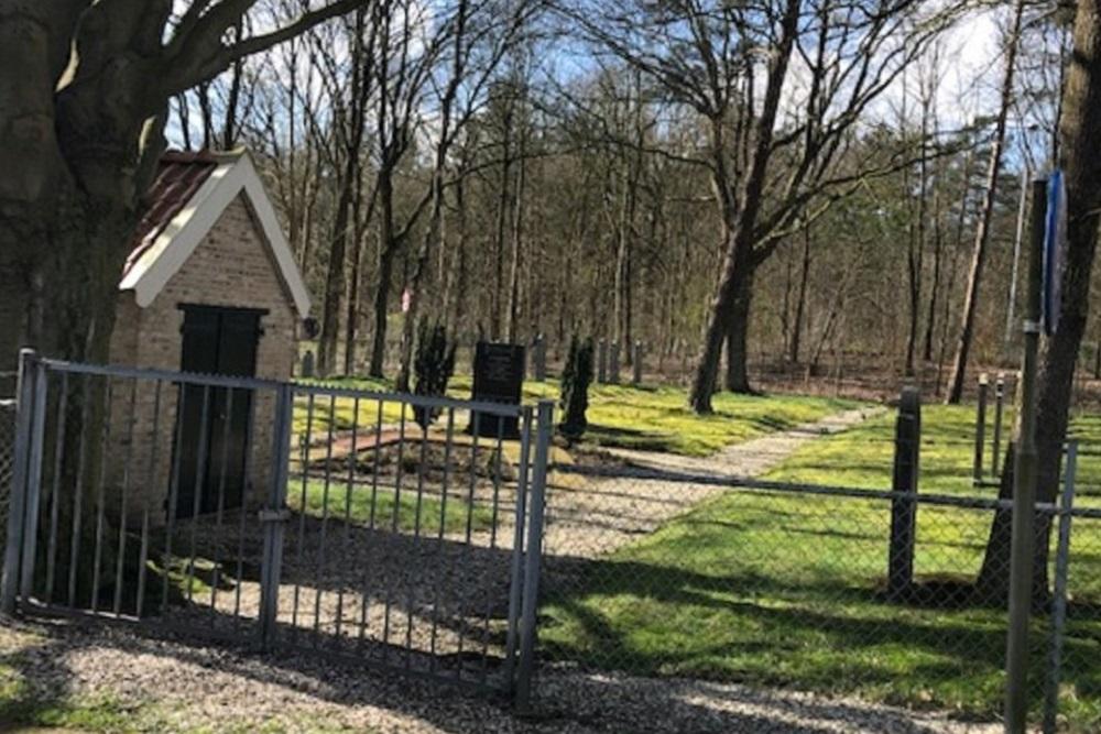 Memorial Jewish Cemetery Rijssen