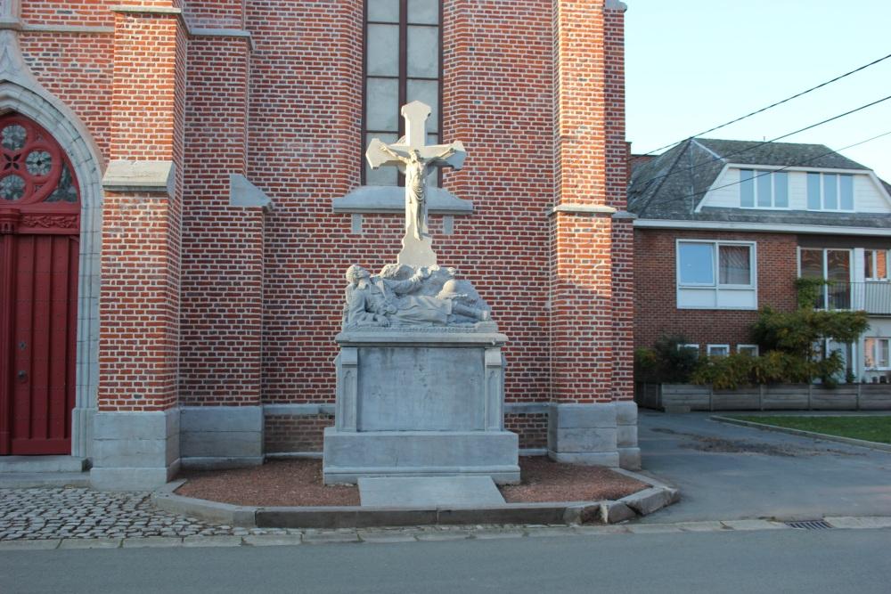 War Memorial Molenbaix