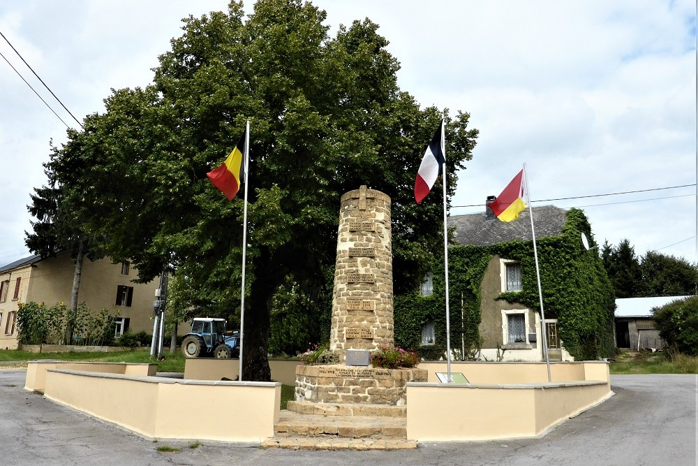 Dodenmonument Poncelle
