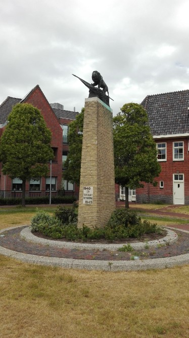 War Memorial Den Helder